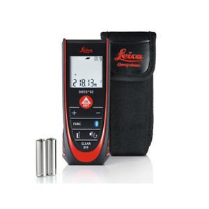 Leica Disto D2 BT - Bluetooth Laser Measurer (100m Range) - Distance Meter