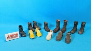 Lot of ThreeA 3A Ashley Wood 1/6 Scale Action Figure Shoes and Boots for Customs