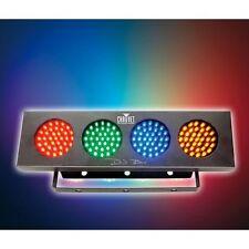 Chauvet DJ Banco Quad color se activa con sonido disco de barra Led tira luces