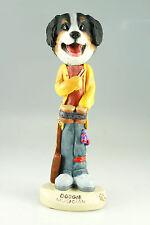 Musician Bernese Mtn Dog- See Interchangeable Breeds & Bodies @ Ebay Store