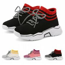 Kids Sneakers Boys Girls Running Sports Athletic Shoes Lightweight Breathable BB