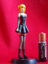"Death Note MISA AMANE Figure SOLID PVC JUN PLANNING 4""  10cm / UK DESPATCH"