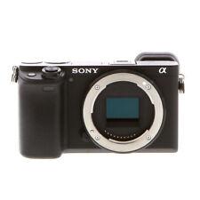 Sony Alpha a6400 Mirrorless Digital Camera (Body Only) ILCE-6400/B