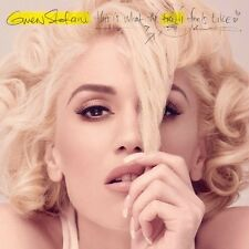 GWEN STEFANI-This Is What The Truth Feels Like(2016)-Used To Love You-New Sealed