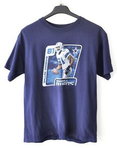 DALLAS COWBOYS Jersey #81 TERRELL OWENS YOUTH Shirt XL BOY NFL American Football