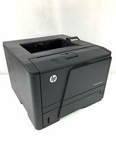 HP LaserJet Pro M401N Laser Printer - WARRANTY - Fully Remanufactured