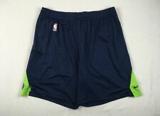 NEW Nike Minnesota Timberwolves - Men's Navy Blue Shorts (3XL)