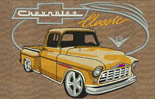 embroidery designs F100 truck classic patrones de máquina de bordar