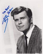 BARRY NELSON (+) 007 JAMES BOND AUTHENTIC AUTOGRAPH 1954 CASINO ROYALE