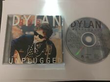 Bob Dylan - 'MTV Unplugged' Live UK CD Album