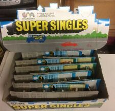 1970's Playart Charmerz Super Singles Unused Case Of 30 Bp's W/store Display Box