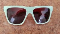 Dragon Regal Mint Green and Orange Frames Gray Lenses Used Very Nice