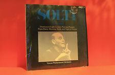 GEORGE SOLTI - FRANZ VON SUPPE OVERTURES - VIENNA PHIL. IN SHRINK - VINYL LP -R