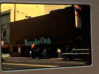 Vintage 35mm Color Slide Of Harrahs Club Reno Nevada 1960 Original !!  L@@k!!!