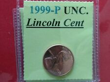 1999-P Lincoln CENT + FREE GIFT with your 1 Uncirculated Lincoln Penny! Awesome
