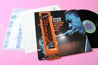 JOHN COLTRANE LP QUARTET PLAYS JAPAN PRESS 1978 EX COMPLETO DI OBI ! TOP JAZZ