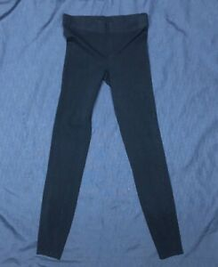 Madewell Navy Cotton Stretch Knit Leggings Size XXSmall