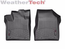 WeatherTech FloorLiner Mats for Nissan Murano - 2015-2017 - 1st Row -Black