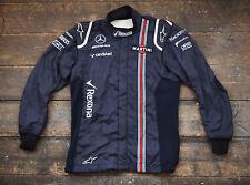 Equipo en boxes Nomex Chaqueta Ml Alpine Stars Talla 50 Williams Martini Racing F1-247