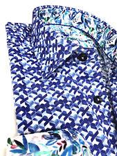 BERTIGO dress shirt MAXIM-02  size5 XL  or 9 brand new retail 159USD SUPER RARE