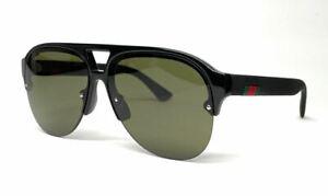 GUCCI GG0170S 001 Black Men's Square Sunglasses 59 mm