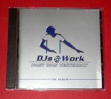 DJs @ Work-Past cosa YESTERDAY -- CD/dance Sampler