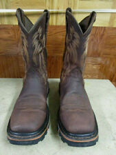 Cody James Men's Decimator Top Standard Western Work Boots Dbp-0-A Size 11.5 D