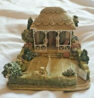 Lilliput Lane Cottage - Anyone For Tennis L2360 2000