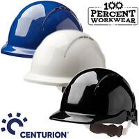 Centurion Concept Core Reduced Peak Safety Helmet Vented Hard Hat Scaffolders