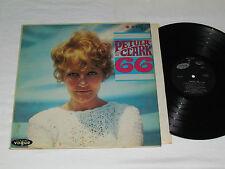 PETULA CLARK - '66 LP 1966 Disques Vogue Canada Mono VF 47021 Pet Vinyl G+/VG