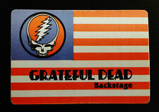 New listing Grateful Dead Backstage Pass American Flag Usa America Us Syf Stripes No Date