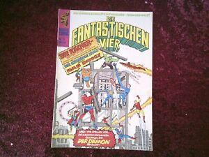 """""""Die Fantastischen Vier"""" Nr. 23, Williams Verlag, Sehr guter  Zustand  1 !"""
