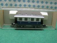 MINITRIX  FLEISCHMANN  Piccolo 8053  Vagone passeggeri