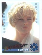 Baywatch 1995 Episodes Rainbow card R14 Sports Time, Inc.