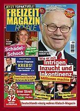 Freizeit Magazin Royale - Böhmermann Satire Sonderausgabe vom 17. April 2021