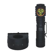 VORTEX TO101 - 1200 Lumen - LED Arbeits- /Notfalllampe weiß/rot + Ladestation