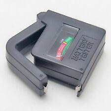 Batterietester Batterieprüfer Batterie Akku Knopfzelle Anzeige Testgerät ER