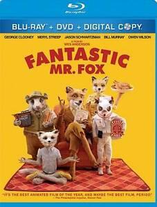 Fantastic Mr. Fox BLU-RAY Wes Anderson(DIR) 2009