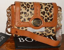 Bodhi 5th Avenue Shoulder bag-Handbag Leopard print NEW with Dust Bag**