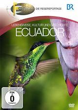 DVD Ecuador von Br Fernweh das Reisemagazin mit Insidertipps auf DVD