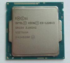 Xeon LGA 1150/Socket H3 Computer Processors