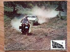 VANISHING POINT - Mopar Dodge Challenger R/T - German 1971 lobby card #5