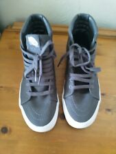 MEN'S VANS OF THE WALL SKATEBOARD SHOE SIZE 6 EUR 39 Worn Once Only Used