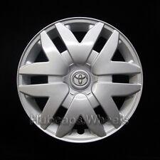 Toyota Sienna 2004-2010 Hubcap - Genuine Factory Original OEM 61124 Wheel Cover