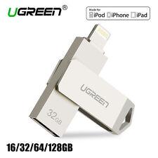 UGREEN iPhone Flash Drive 32G Lightning External Storage USB Pen Drive fr iPhone