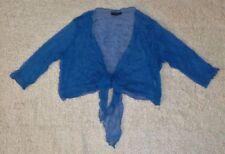Polyester Regular Size Jumpers & Cardigans Threadz for Women