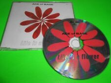 022 Ace Of Base - Life is a flower  - CD Single