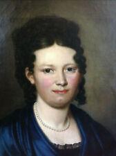 Malerei von 1800-1899 auf Leinwand Porträts günstig kaufen