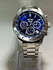SEIKO CHRONOGRAPH GENTS WATCH 6T63-00E0