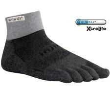 INJINJI TRAIL 2.0 MIDWEIGHT MINI CREW SOCKS